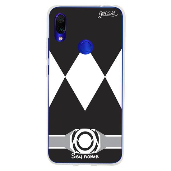 Capinha para celular Ranger Preto