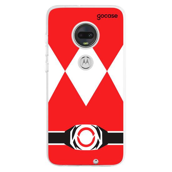 Capinha para celular Ranger Vermelho