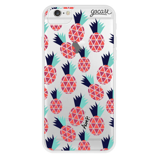 Red Pineapple Phone Case