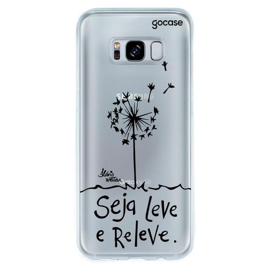 Capinha para celular Releve
