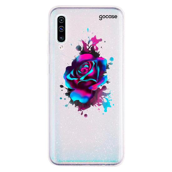 Capinha para celular Rosa Néon
