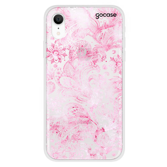 Pink Watercolor Phone Case