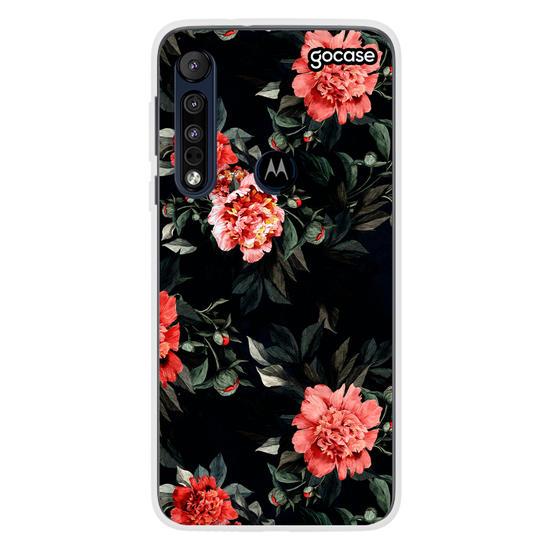 Capinha para celular Rosas Vermelhas