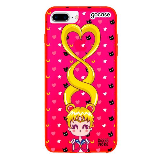Capinha para celular Sailor Moon