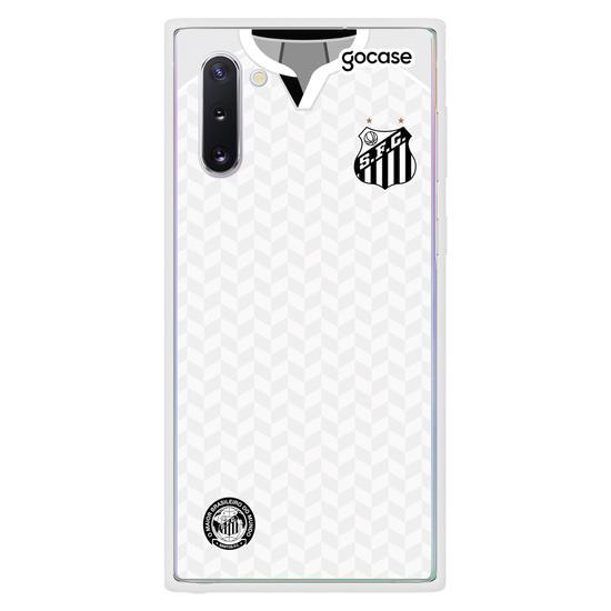 Capinha para celular Santos - Uniforme 1 2020