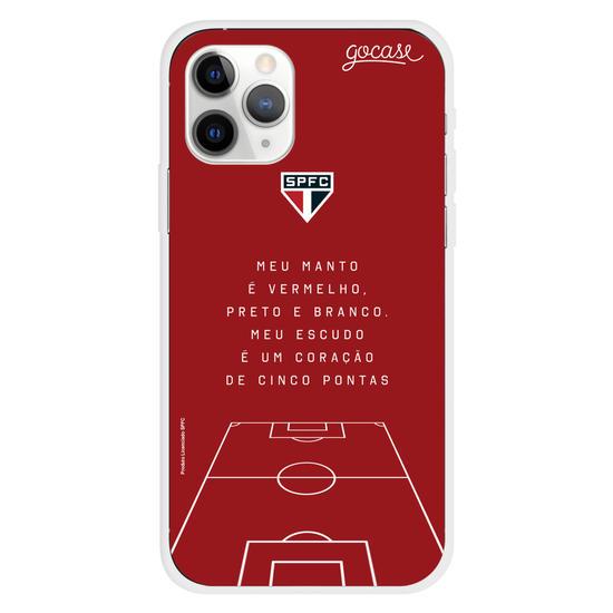 Capinha para celular São Paulo - Meu Manto
