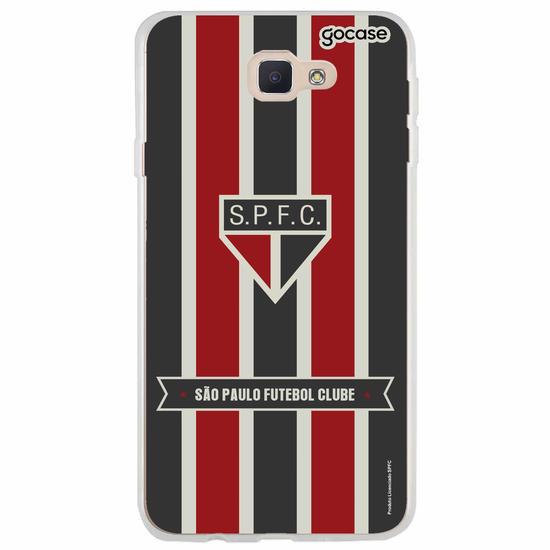 Capinha para celular São Paulo - Retrô