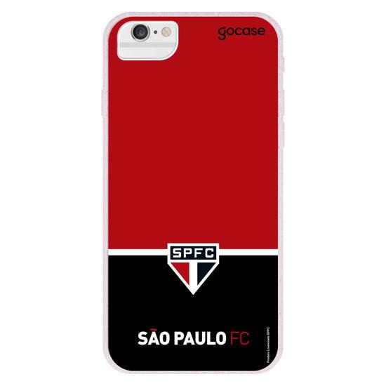 Capinha para celular São Paulo - Tricolor