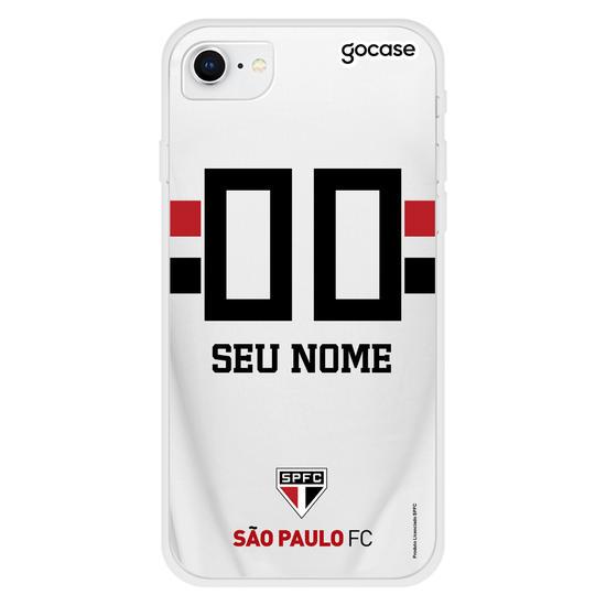 Capinha para celular São Paulo - Uniforme 1 (2019)