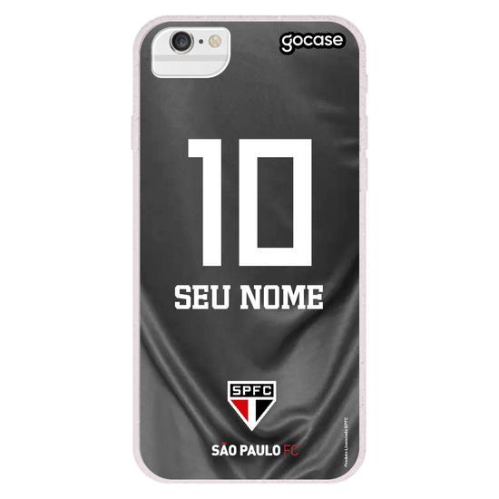 Capinha para celular São Paulo - Uniforme 2 (2018)