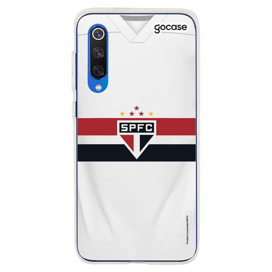 Capinha para celular São Paulo - Uniforme Frontal 1 (2019)