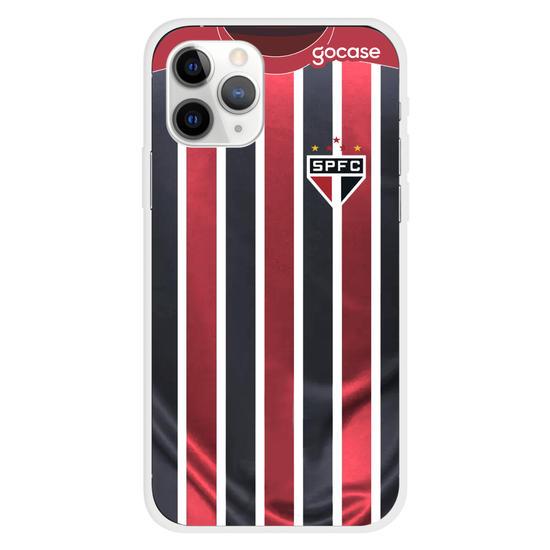 Capinha para celular São Paulo - Uniforme Frontal 2 (2019)