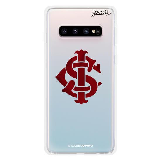 Capinha para celular Internacional - Escudo Clean