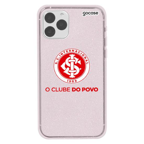 Capinha para celular Internacional - O Clube do Povo