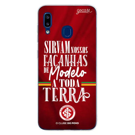 Capinha para celular Internacional - Orgulho Gaúcho