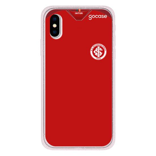 Capinha para celular Internacional - Uniforme 1 - 2018