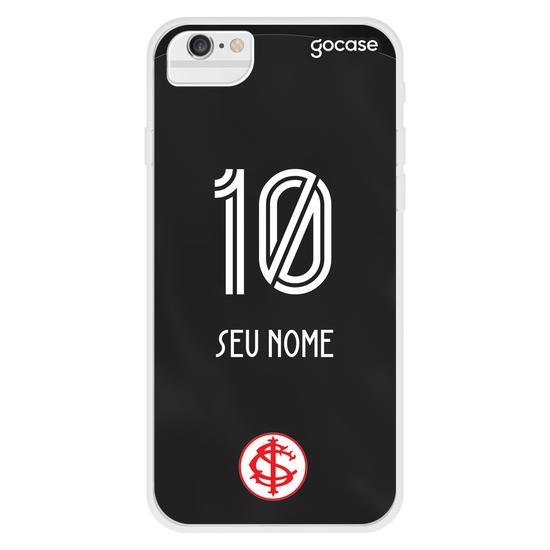 Capinha para celular Internacional - Uniforme 3 - 2019 - Personalizado
