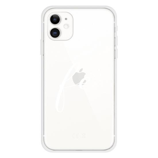 Capinha para celular Seja Fé - White