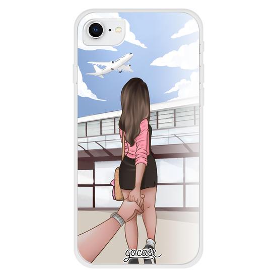 Capinha para celular Sempre Juntos - Viagem