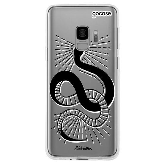 Capinha para celular Serpente