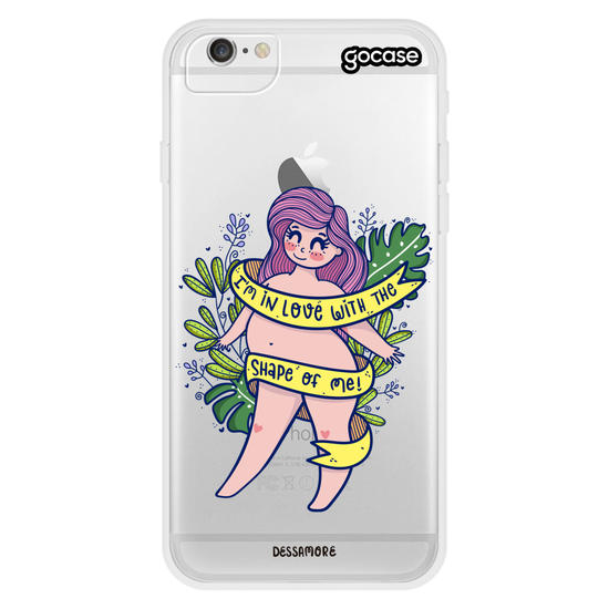 Shape Of Me Phone Case