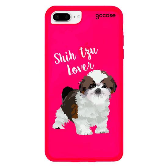 Capinha para celular Shih Tzu Lover