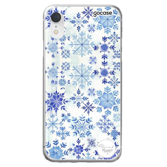 Snowflakes Phone Case