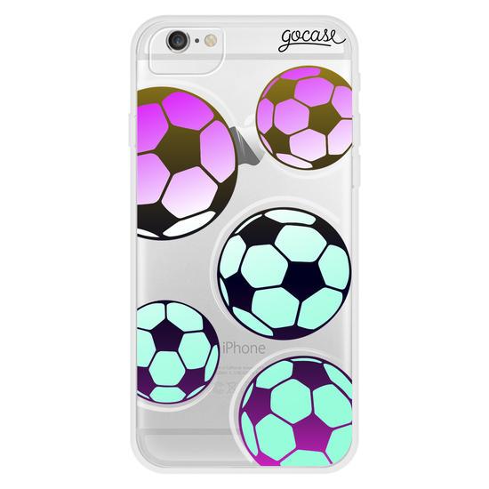 Soccer Balls Phone Case