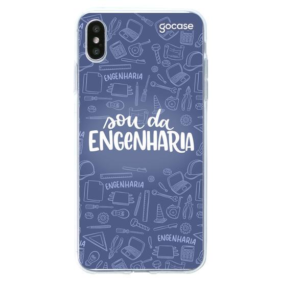 Capinha para celular Sou da Engenharia