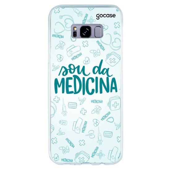 Capinha para celular Sou da Medicina