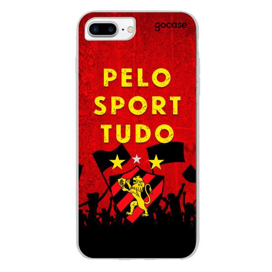 Capinha para celular Sport - Pelo Sport Tudo