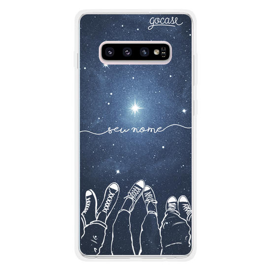 Capinha para celular  Star Dream Manuscrita