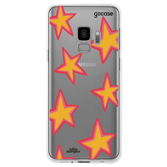 Capinha para celular Stars
