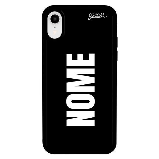 Capinha para celular Prime - Stylish Black