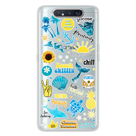 Summer Patches - Summer Collection Phone Case