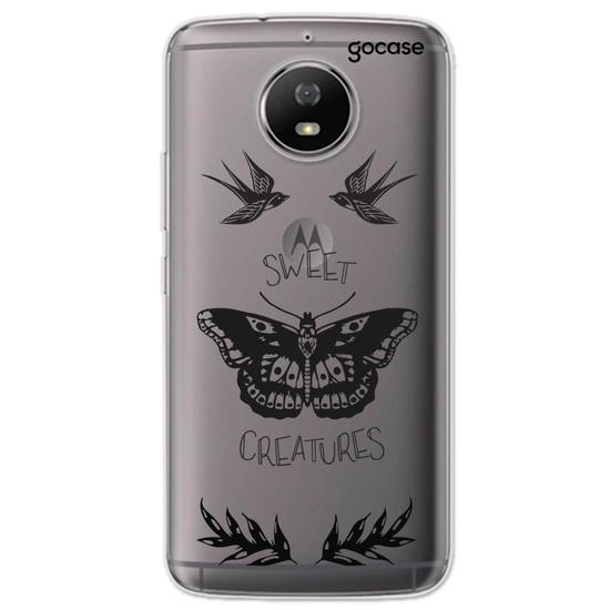 Capinha para celular Sweet Creature