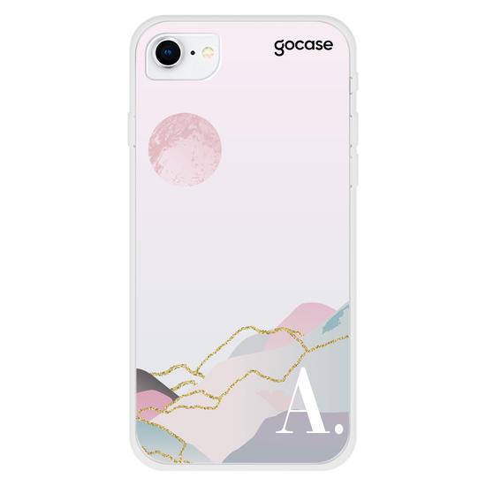 Capinha para celular Sweet Moon