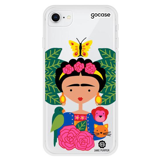 Capinha para celular Toda Frida