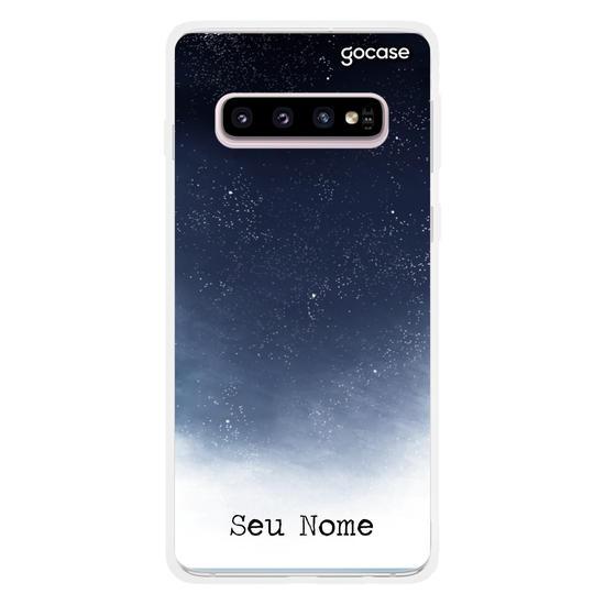 Capinha para celular Tons Noturnos Customizável