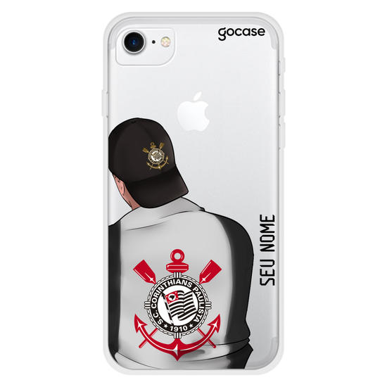 Capinha para celular Corinthians - Torcedor Fiel