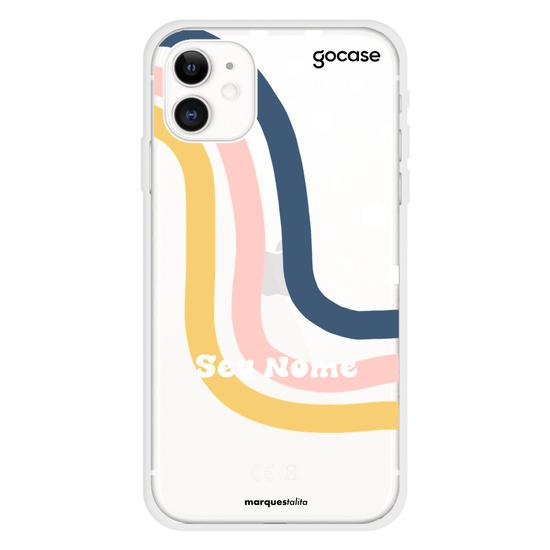 Capinha para celular Art Colors