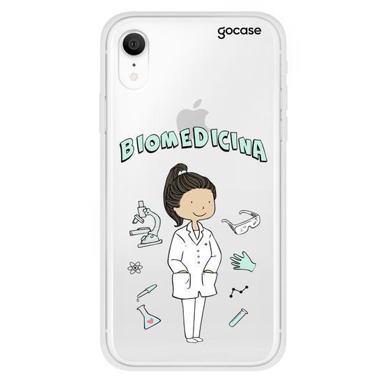 Capinha para celular Biomedicina