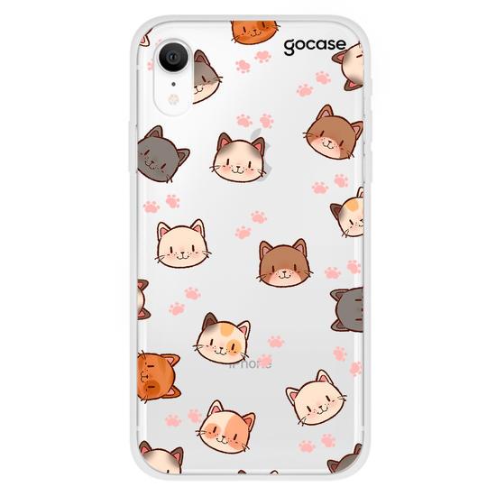 Capinha para celular Charmes Felinos