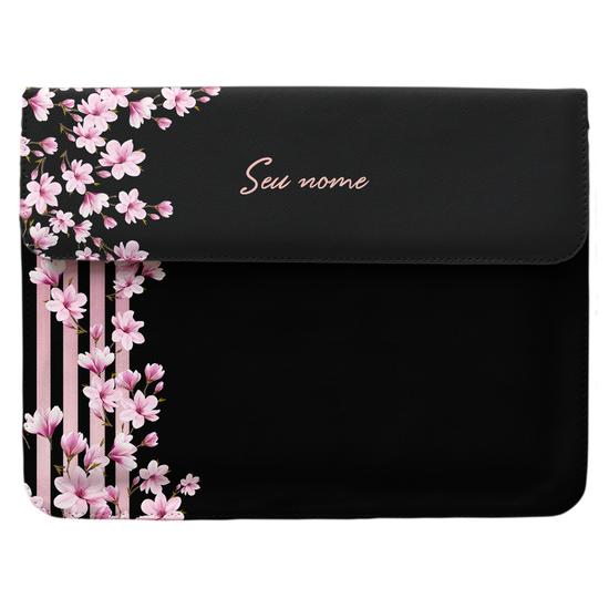 Capa para Notebook - Floral Lines