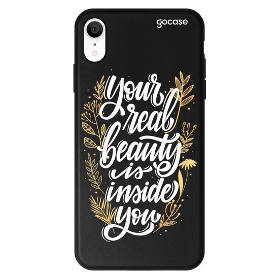 Capinha para celular Color Black - Your Beauty