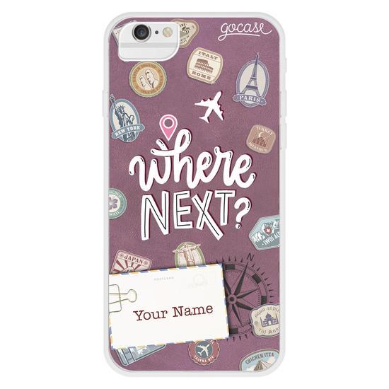 Travel Journal Customizable Phone Case