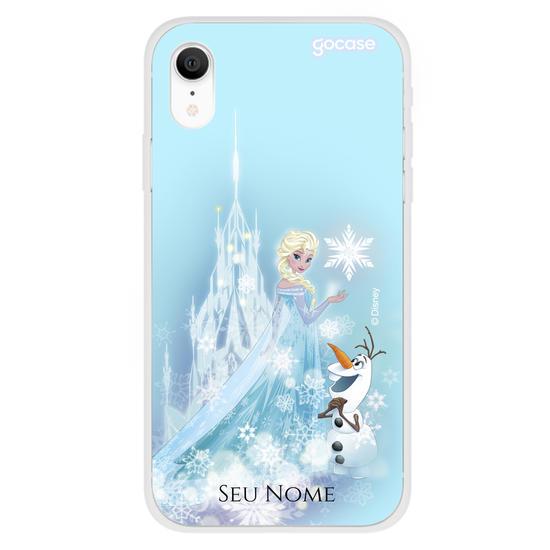 Capinha para celular Disney - Frozen - Magia de Inverno