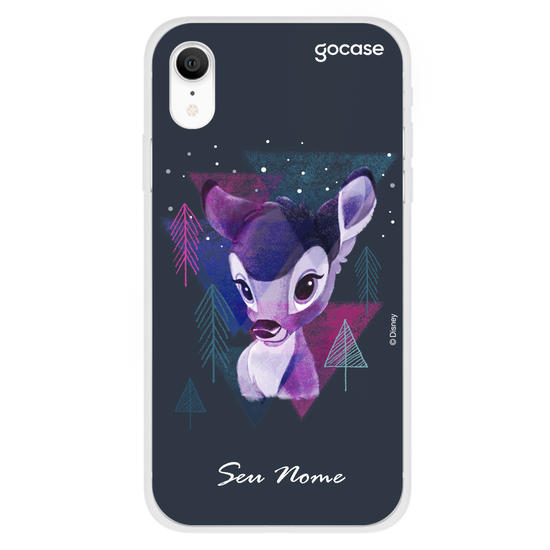 Capinha para celular Bambi - Purple