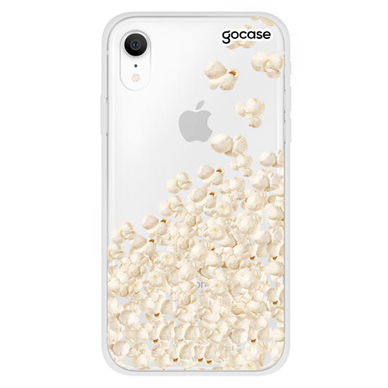 I Love Popcorn Phone Case