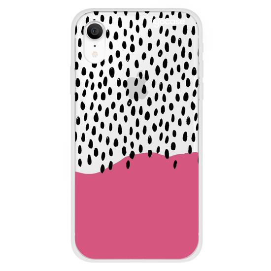 Capinha para celular Color Fashion Dots